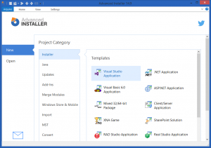Advanced Installer 16.5 Crack with Patch [ Latest ]