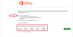 Microsoft Office 2016 Product Key Generate 2020 Free [100% Working]