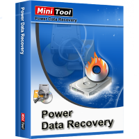 MiniTool Power Data Recovery 8.6 Crack Full Serial Key [2020]