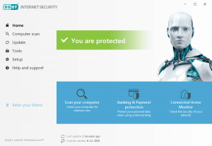 ESET Internet Security 13.0.24.0 License Key with Crack 2020