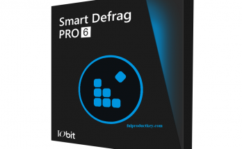 IObit Smart Defrag 6.5.5 Build 98 Crack+ Keygen Free Download