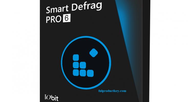 IObit Smart Defrag 6.5.5 Build 98 Crack+ Keygen Free Download