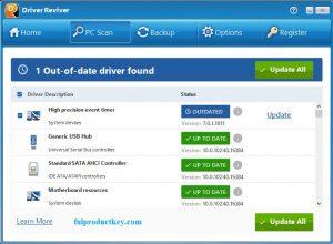 Driver Reviver 5.34.0.36 Keygen + Crack Free Download
