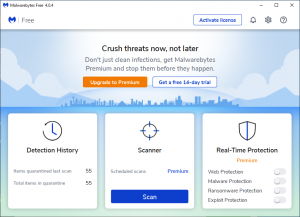 Malwarebytes 4.3.0.206 Build 1.0.1146 Crack Serial Key Full [Latest]